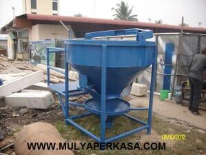 Contoh Bucket Cor / Concrete Bucket
